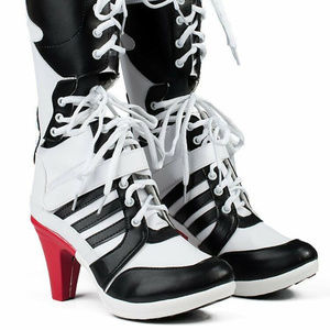 Shoes - Harley Quinn Boots